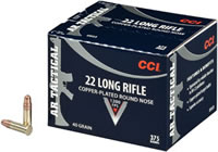 CCI .22 Long Rifle AR Tactical